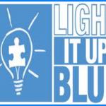 Light it Up Blue!!