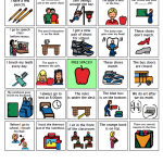 Free Back-to-School BINGO Game { Mixed Concepts}
