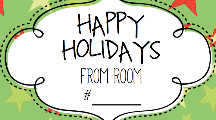 Holiday and Seasonal Signs for Your Speech Therapy Room