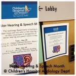 Better Hearing and Speech Month Freebies!