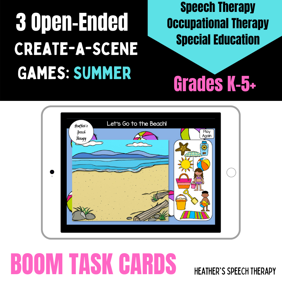Happy Monday and BOOM Task Cards!