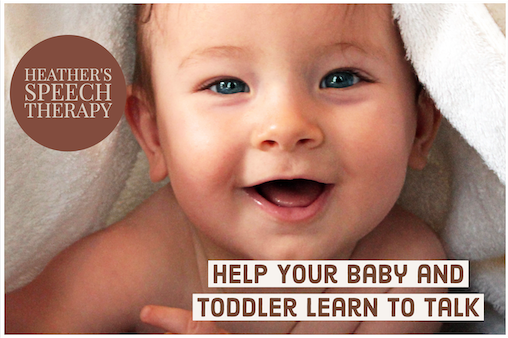 How to help your Baby and Toddler Learn to Talk