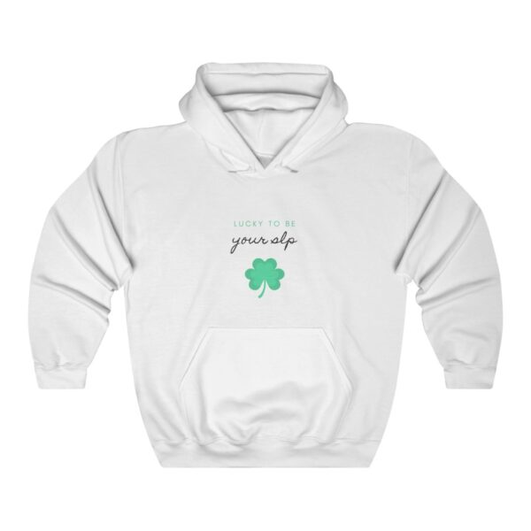 Lucky to be your SLP St. Patrick's Day sweatshirt