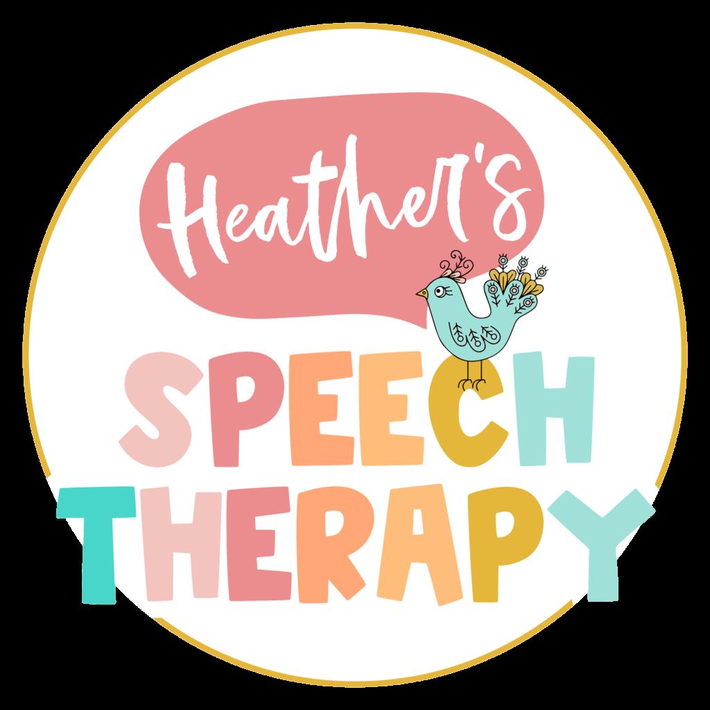 Heather's Speech Therapy Website